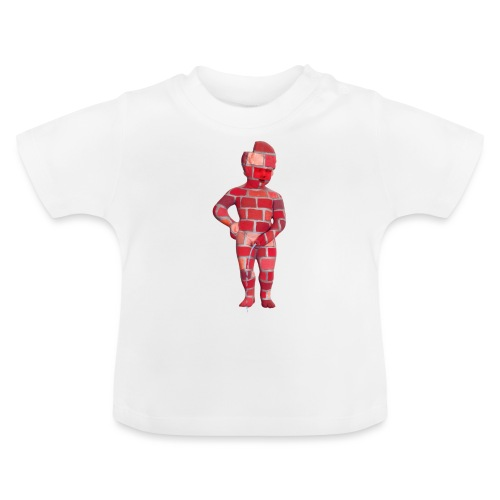 BRiCO ♀♂ | mannekenpis - T-shirt Bébé