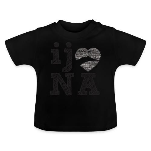 Ij amo Napule - Maglietta per neonato