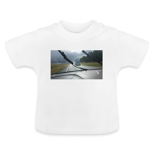 LKW - Truck - Neuseeland - New Zealand - - Baby T-Shirt