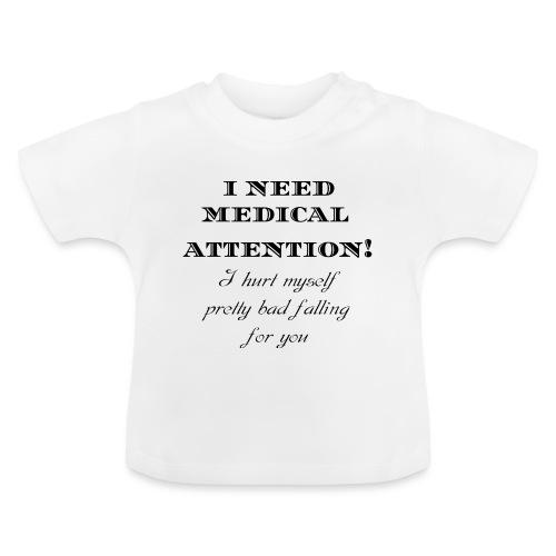 Attention - Vauvan t-paita