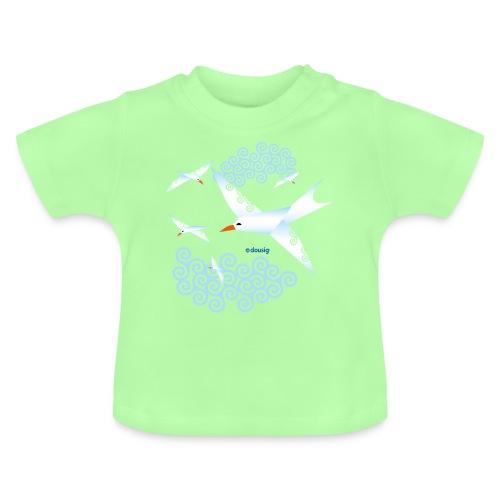 Mouettes dousig - T-shirt Bébé