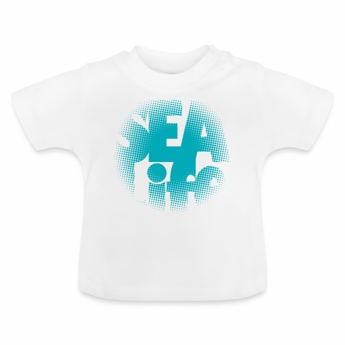 Sealife surfing tees, clothes and gifts FP24R01A - Vauvan t-paita
