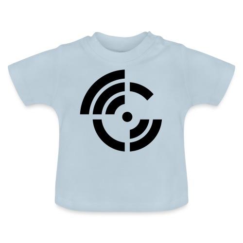electroradio.fm logo - Baby T-Shirt