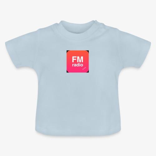 logo radiofm93 - Baby T-shirt