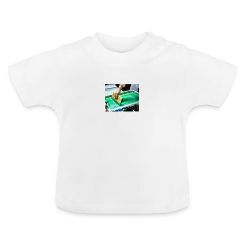 descarga - Camiseta bebé