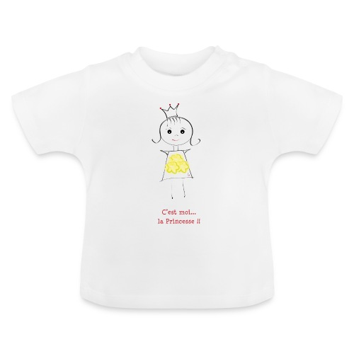 Princesse - T-shirt Bébé