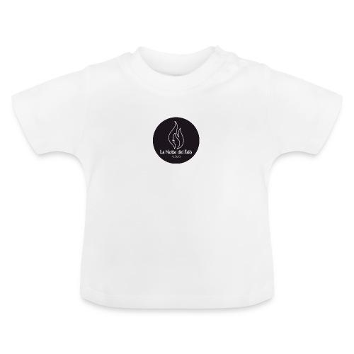 Logo Notte dei falo 3 - Maglietta per neonato