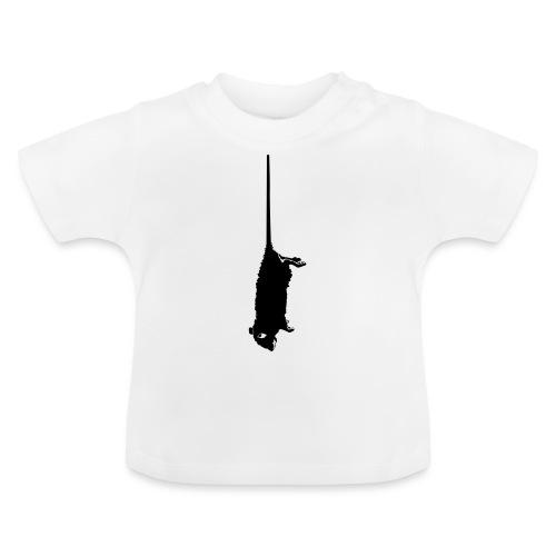 rat mort pendu - T-shirt Bébé
