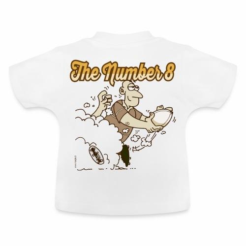 Eight_Marplo_mug - Maglietta per neonato