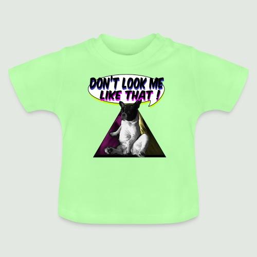 bouledogue français - T-shirt Bébé