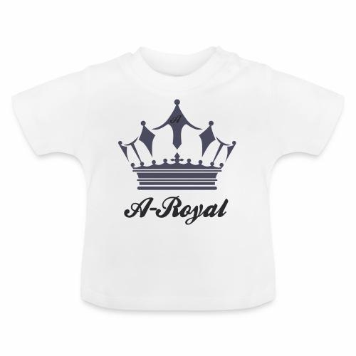 A-Royal - Maglietta per neonato