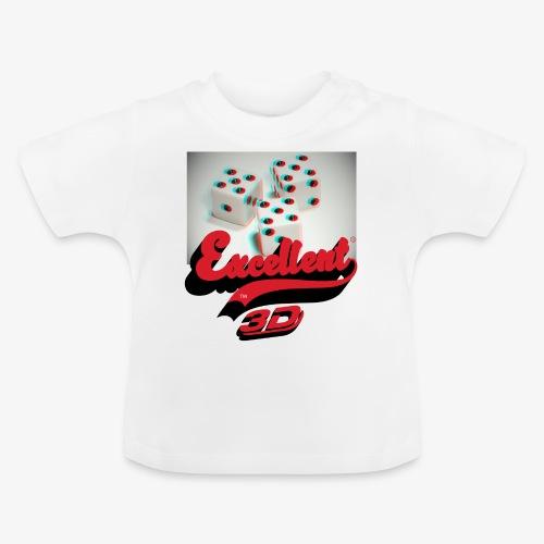 XCLLT - 3D - T-shirt Bébé