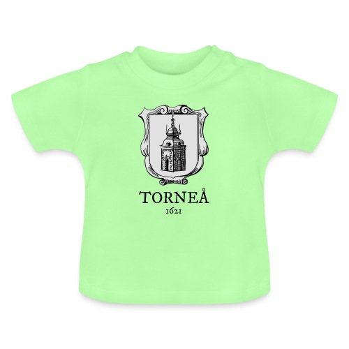 Tornea 1621 harmaa - Vauvan t-paita