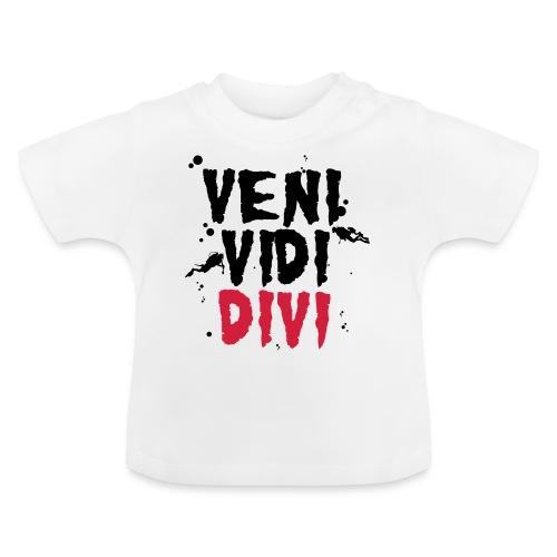 dive, nur, scuba, cool, - Koszulka niemowlęca