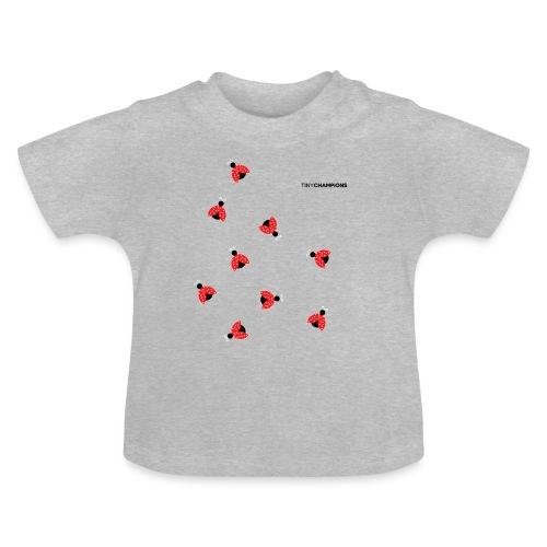 ladybird 2 design tc - Baby T-Shirt