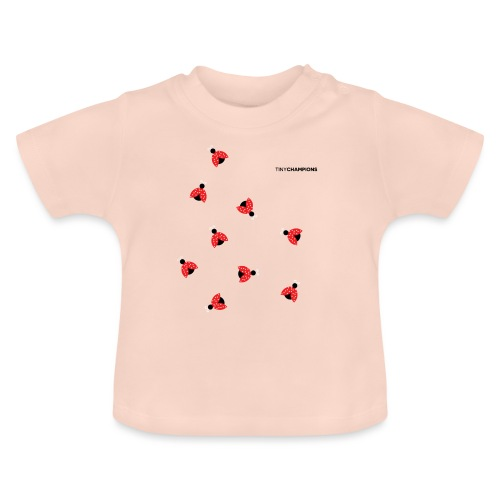 ladybird 2 design tc - Baby T-Shirt