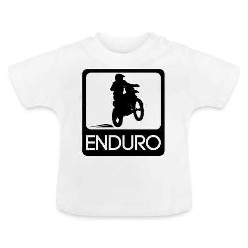 Enduro Rider - Baby T-Shirt