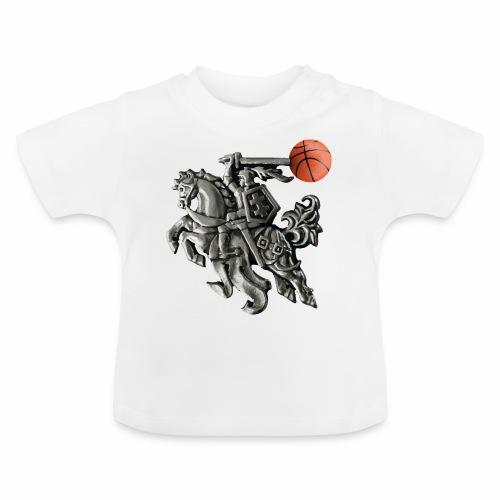 Lithuania basketball - Baby T-Shirt
