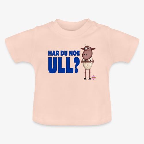 Bæ, bæ, lille lam - Baby-T-skjorte