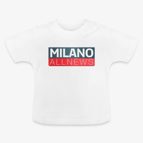 Milano AllNews Logo - Maglietta per neonato