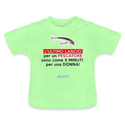 L'ultimo lancio - Maglietta per neonato
