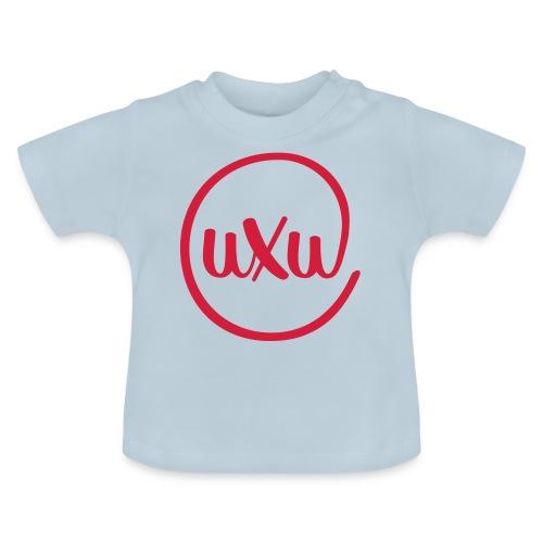 UXU logo round - Baby T-Shirt