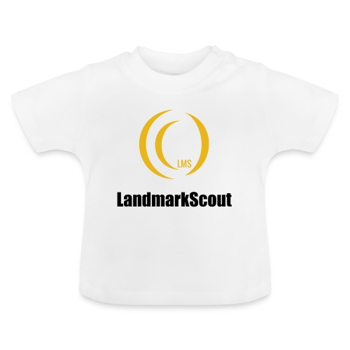 Tshirt White Front logo 2013 png - Baby T-Shirt