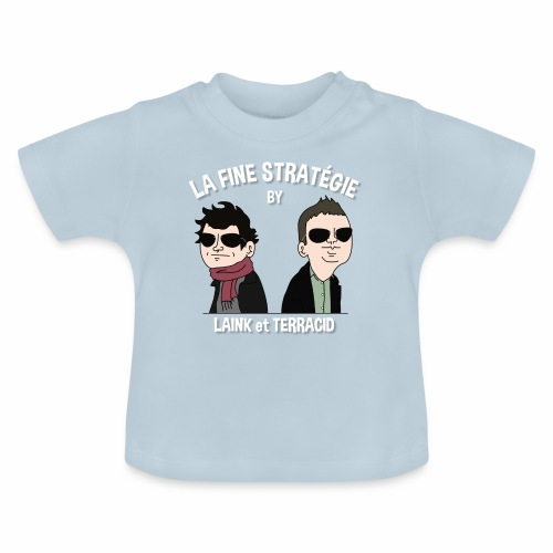 lafinestratégie - T-shirt Bébé