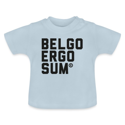 Belgo Ergo Sum - Baby T-Shirt