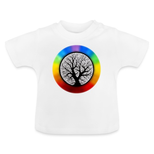 tree of life png - Baby T-shirt