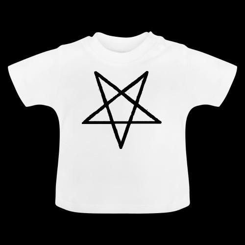 Pentagram2 png - Baby T-Shirt
