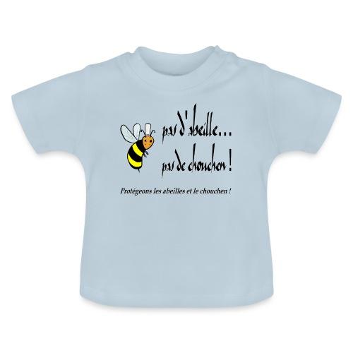 Pas d'abeille, pas de chouchen - T-shirt Bébé