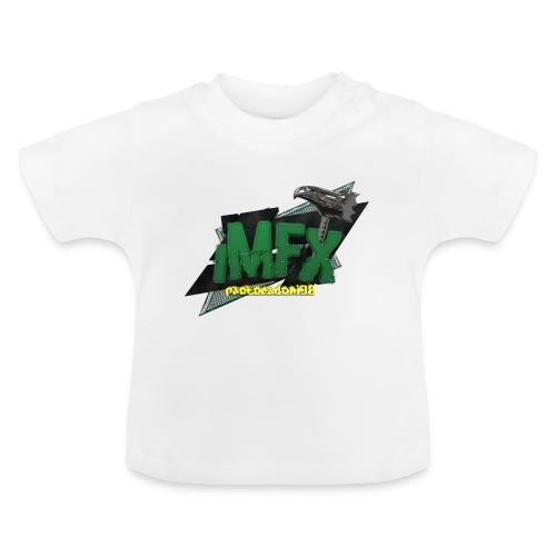 [iMfx] paolocadoni98 - Maglietta per neonato