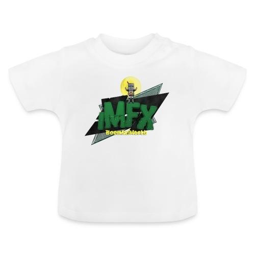 [iMfx] Lubino di merda - Maglietta per neonato