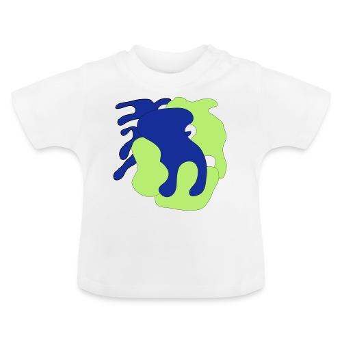 Macchie_di_colore-ai - Maglietta per neonato