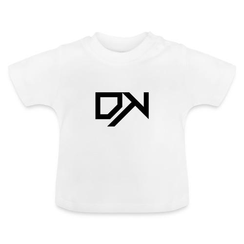 DewKee Logo T-Shirt Black - Baby T-Shirt