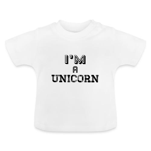Unicorn | Vrouwen Hoodie - Baby T-shirt