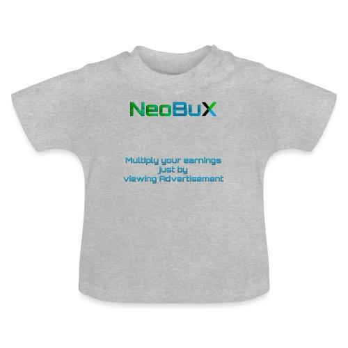 NeoBuX Blue - Baby T-Shirt
