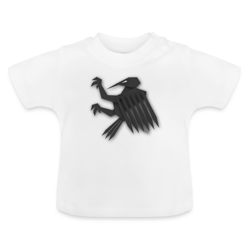 Nörthstat Group ™ Black Alaeagle - Baby T-Shirt