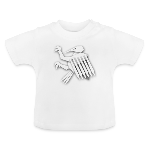 Nörthstat Group ™ White Alaeagle - Baby T-Shirt