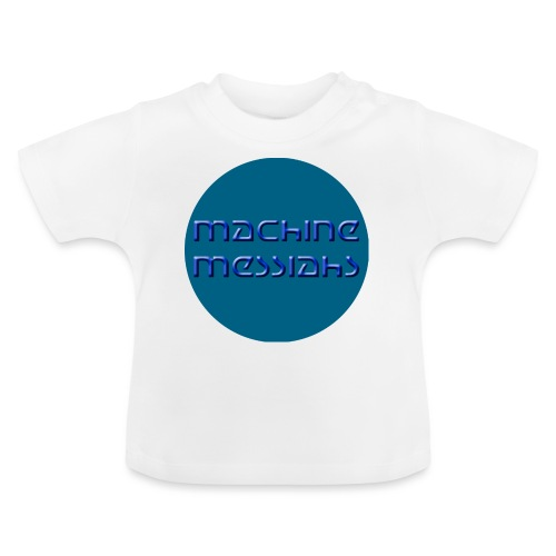 mm - button - Baby T-Shirt