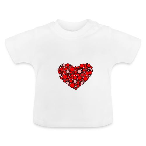 Hjertebarn - Baby T-shirt