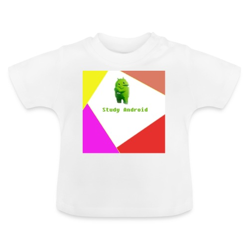 Study Android - Camiseta bebé