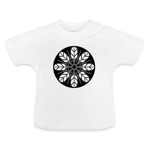 Inoue clan kamon in black - Baby T-Shirt