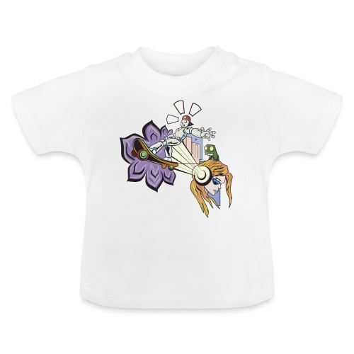 Spring Doodle - Baby T-shirt