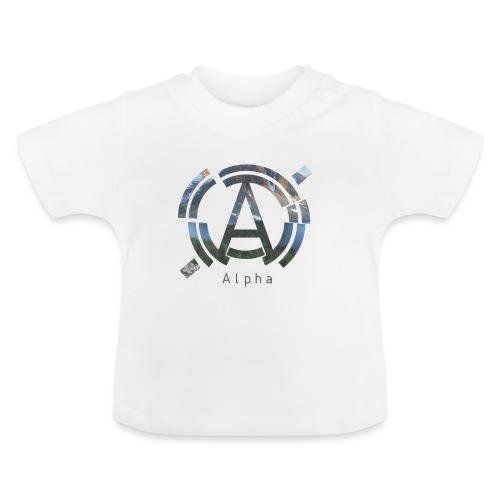 AlphaOfficial Logo T-Shirt - Baby T-Shirt