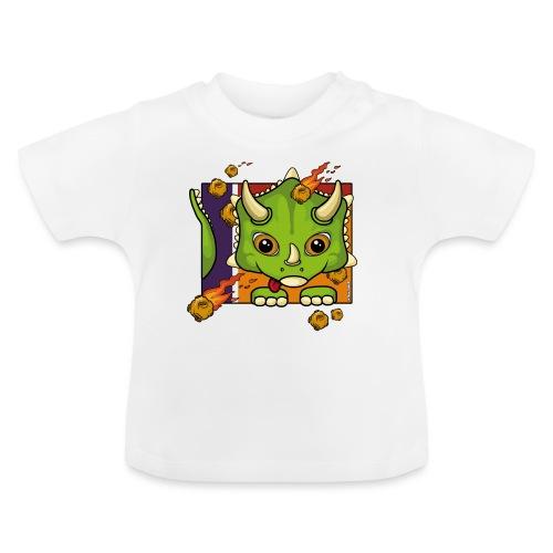 TibouD'DINO (Design only) - T-shirt Bébé