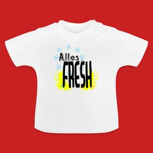 Alles Fresh / Frisch Sommer Eis - Baby T-Shirt