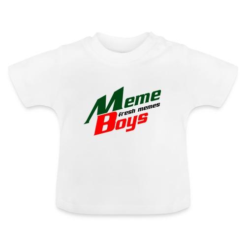 Memeboys Logo Shirt - Baby T-Shirt