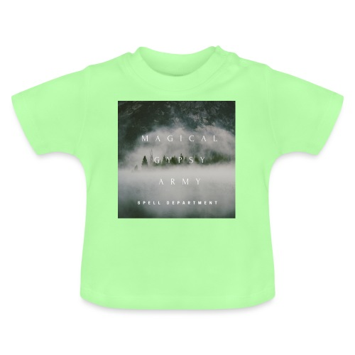 MAGICAL GYPSY ARMY SPELL - Baby T-Shirt